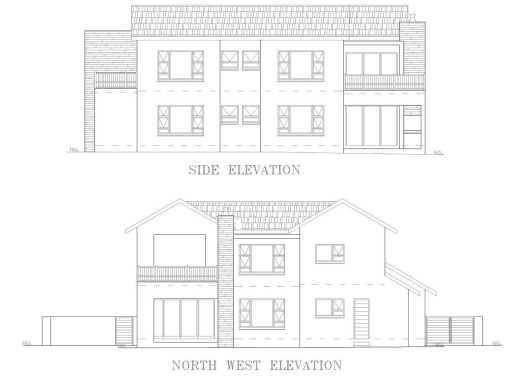 DS HOUSE IN THE HILLS PLANS 2