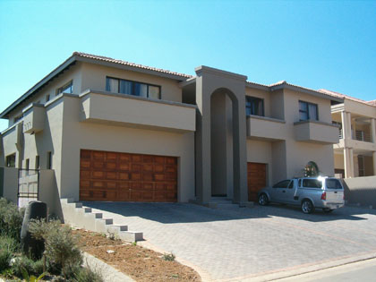 MEYERSDAL-DS HOUSE IN NATURE ESTATE, MEYERSDAL EXT 4