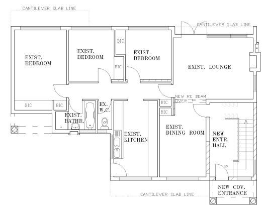 Ground storey